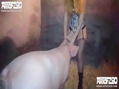 Kaede Matsushima shows off her nice ass