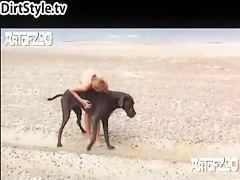amateur dog sex