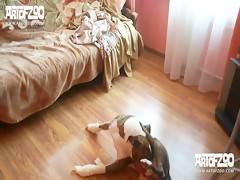Conociendo a Mary en zooskool - Zoo sex porn
